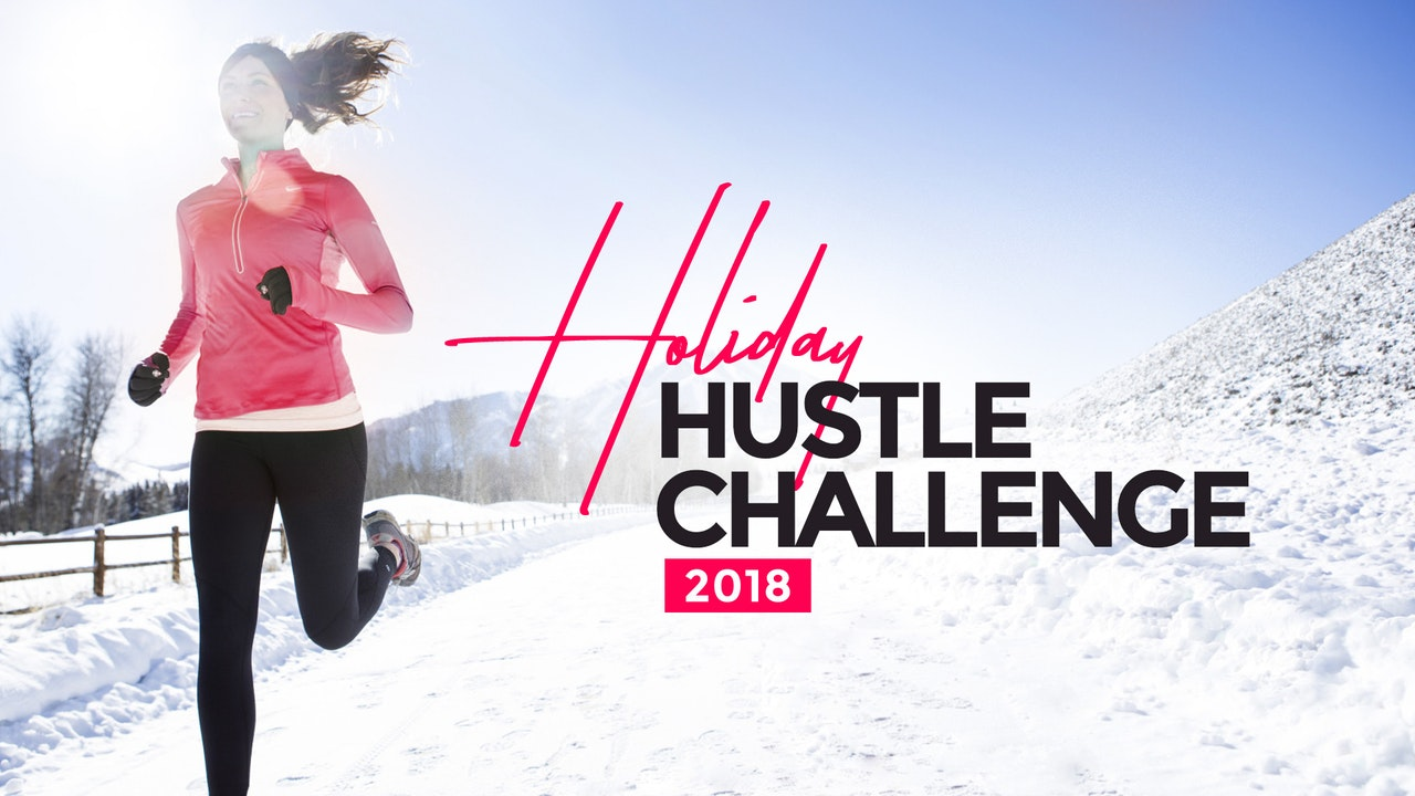 6-Week Holiday Hustle Challenge