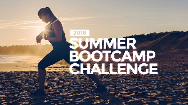 4-Week Summer Bootcamp Challenge