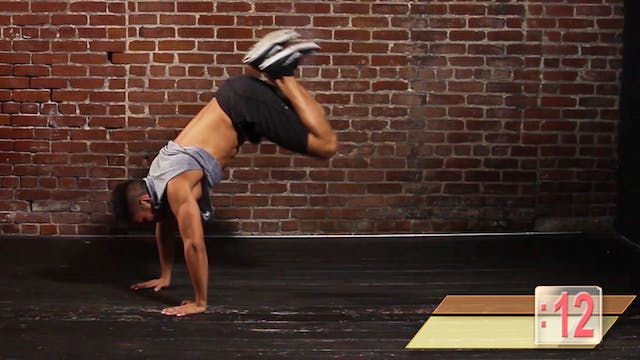 5 Minute Full Body Tabata Workout