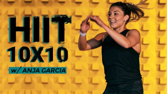 SERIES TRAILER // HIIT 10x10