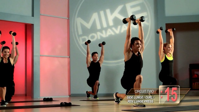 Extreme Burn: Metabolic Conditioning // Workout 1