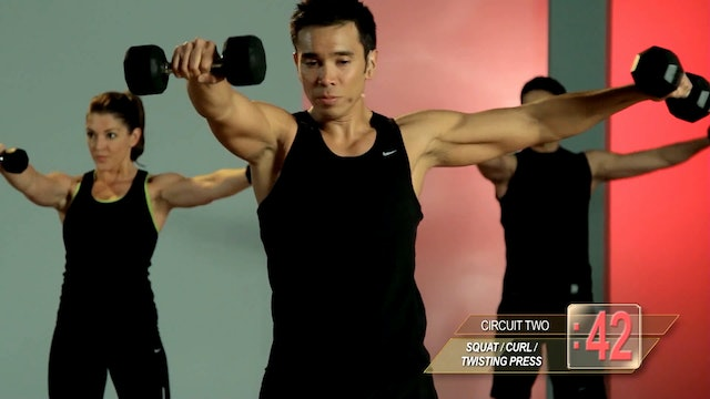 Extreme Burn: Metabolic Conditioning // Finisher
