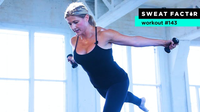 30-Minute Barre Burn