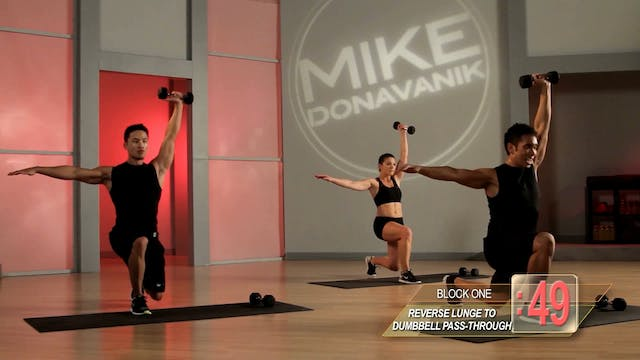 Extreme Burn: RIPPED // Workout 3