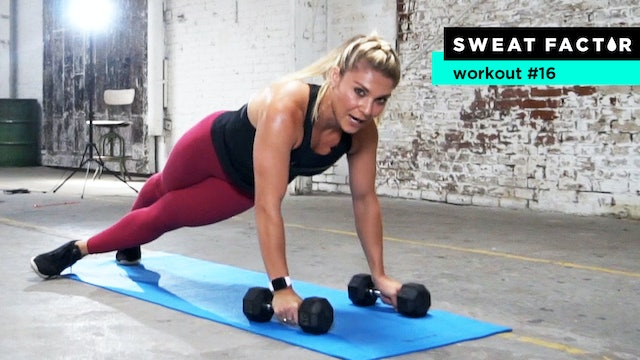 30-Minute HIIT+ Workout