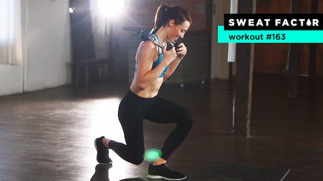 30-Minute Total Body Circuit Training