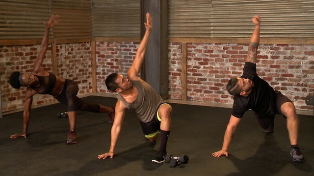 Xtreme Burn HIIT30 // Workout 1