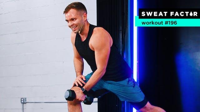 30-Minute Full Body Strength Burn