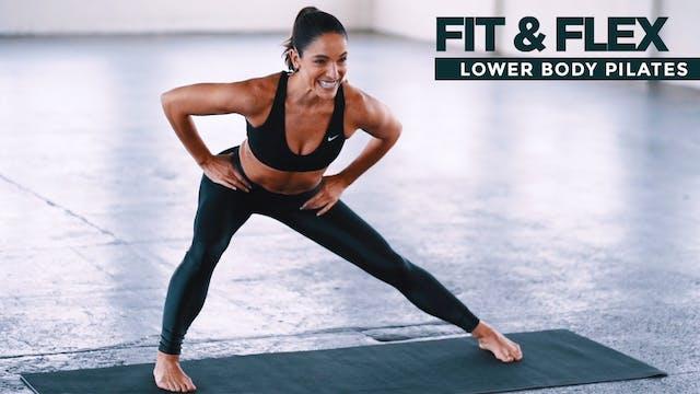 Fit & Flex: Lower Body Pilates