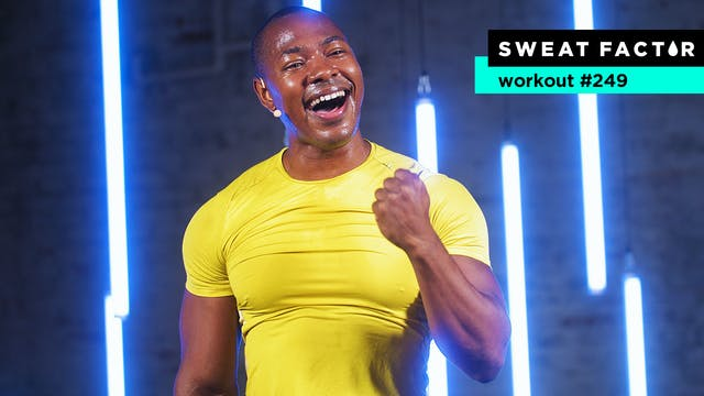 30-Minute HIIT Strength Workout