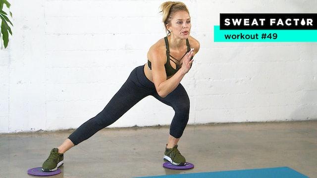 30-Minute Lower Body GLIDE