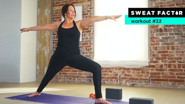 40-Minute Yoga Stretch & Strengthen