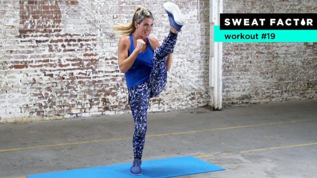 25-Minute Bodyweight Workout