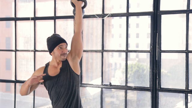 10-Minute Kettlebell Crusher!