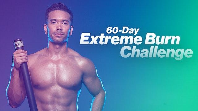 60-Day Extreme Burn Challenge