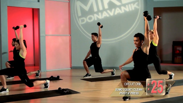 Extreme Burn: Metabolic Conditioning // Workout 2