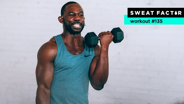 20-Minute Upper Body HIIT Shred