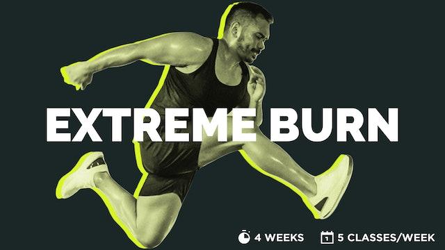 EXTREME BURN // 28-DAY CHALLENGE