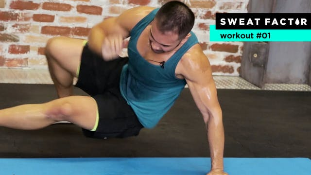 30-Minute Extreme Burn Dumbbell Bootcamp