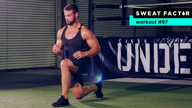 20-Minute Bodyweight Blitz
