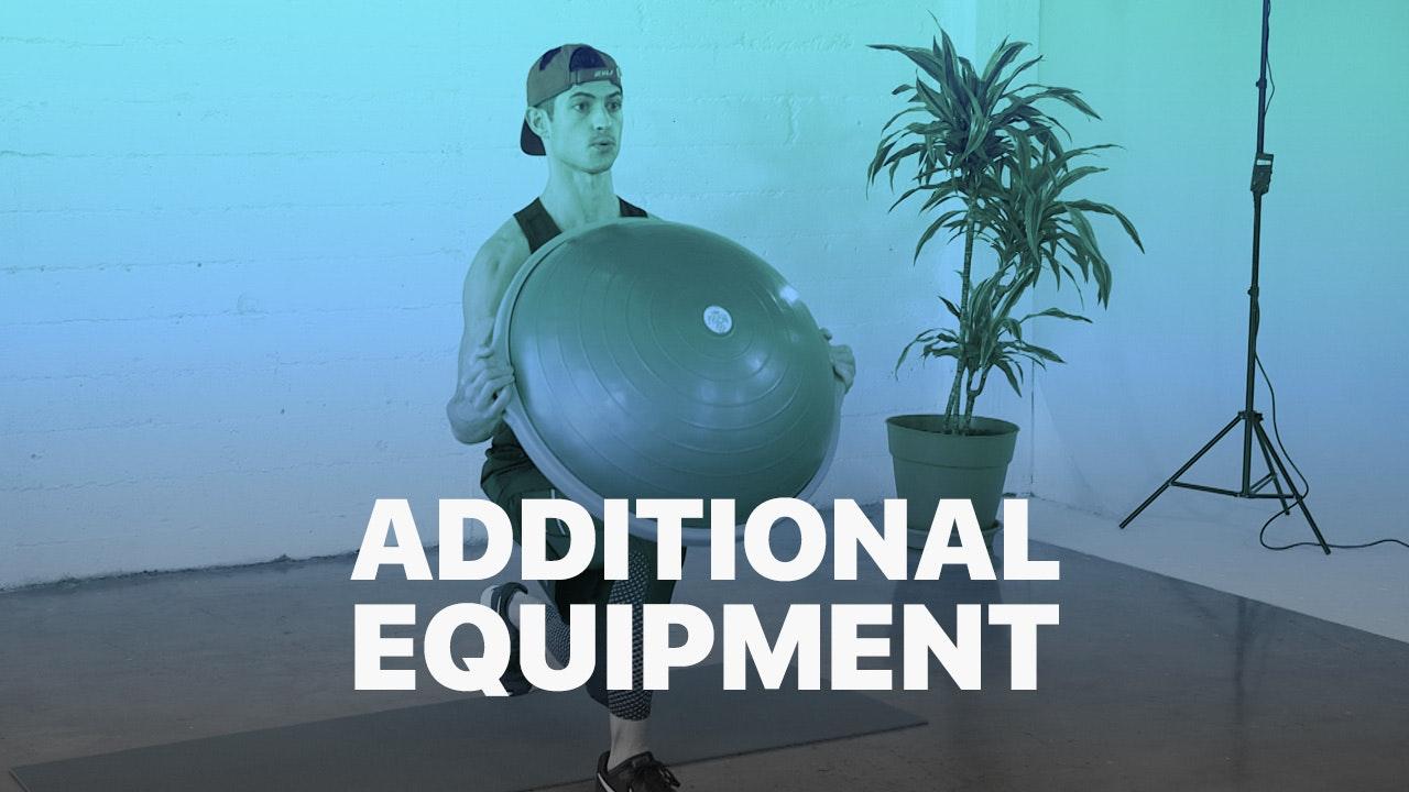 Additional Equipment