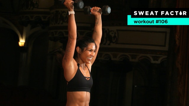 20-Minute Calorie Torching Tabata