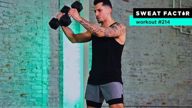 30-Minute Lower Body Strength & Abs