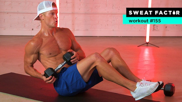 20-Minute Full Body Shred