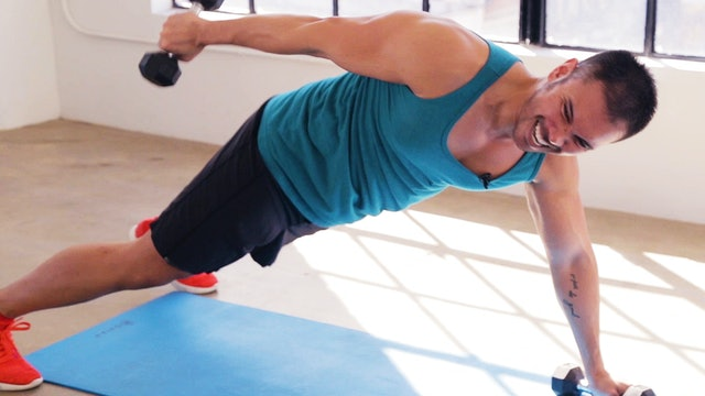 15-Minute KILLER Arm Workout for Biceps, Triceps, and Shoulders!