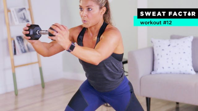 30-Minute Metabolic Power HIIT Workout