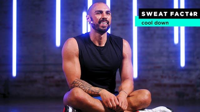 5-Minute Cool Down Stretch