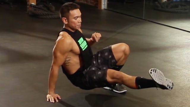 The Hardest Bodyweight Workout Ever!