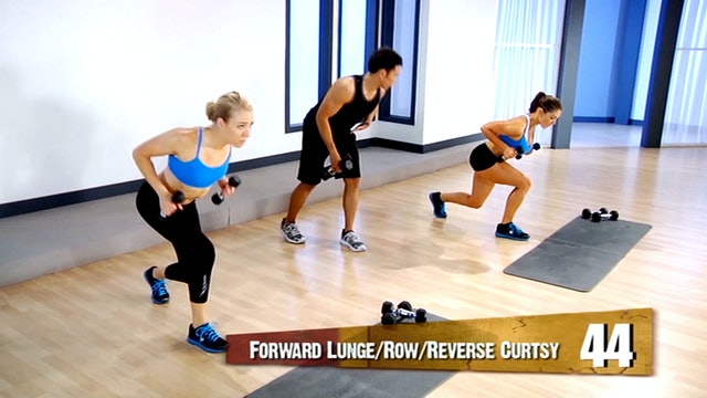Extreme Burn: Total Body Interval Training #2