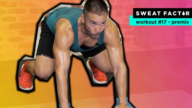 [PREMIX] 60-Minute Strength + Cardio HIIT Workout
