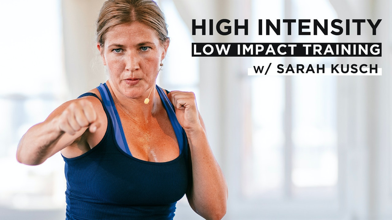 HiLIT | High Intensity Low Impact Training