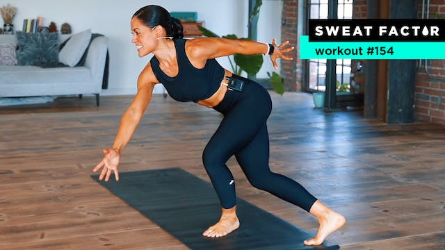20-Minute Yoga Cardio Sculpt