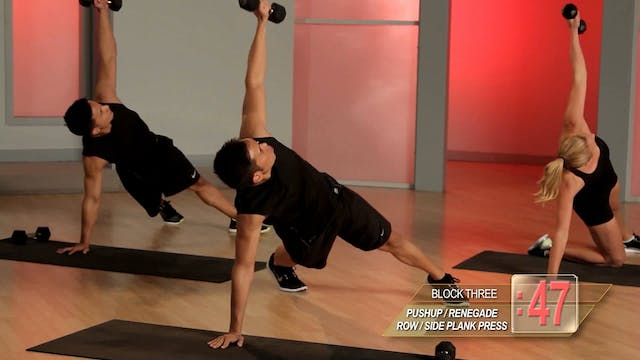 Extreme Burn: RIPPED // Workout 2