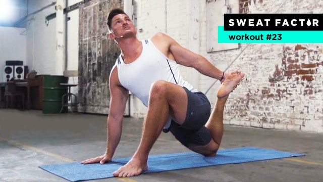 15-Minute Post-Workout Yoga Stretch