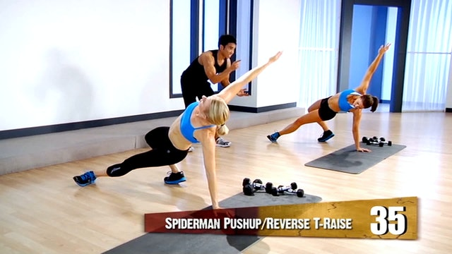Extreme Burn: Total Body Interval Training // FULL