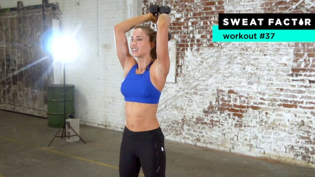 10-Minute Upper Body Arm Workout