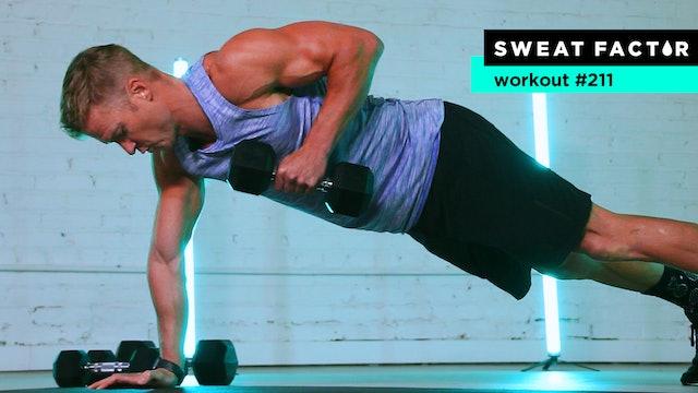 30-Minute Upper Body Strength Pyramid