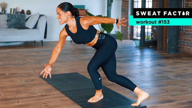 20-Minute Yoga Cardio Sculpt
