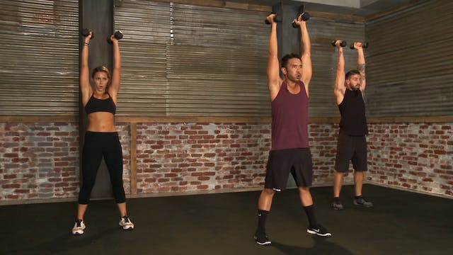 Xtreme Burn HIIT30 // Workout 2