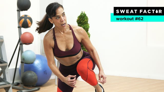 30-Min Strength & Cardio Dumbbell HIIT