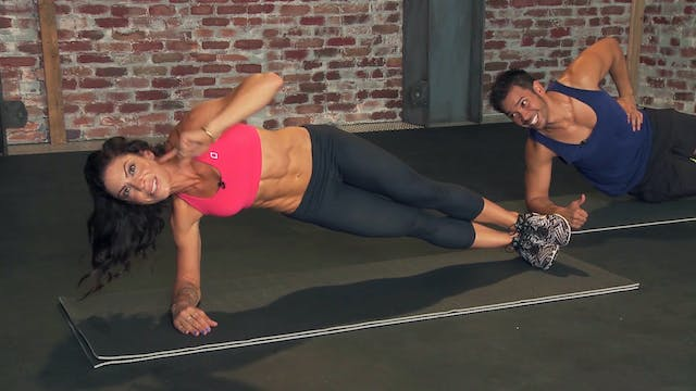 Xtreme Burn Bodyweight Blast // Abs &...