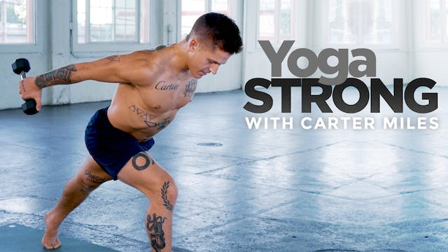 [SERIES TRAILER] YOGA STRONG