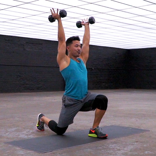 30-Minute Total Body Shred