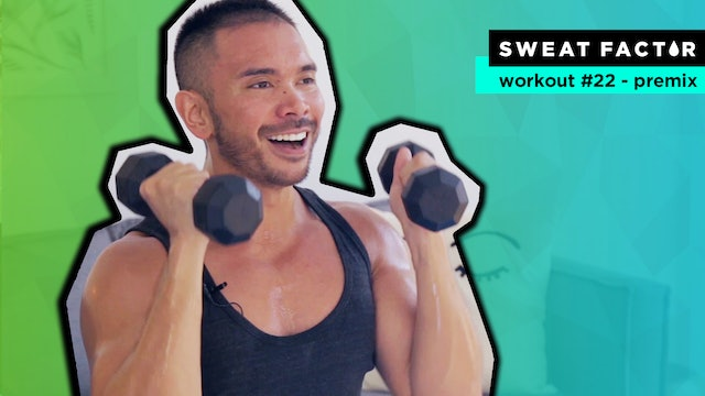 [PREMIX] 45-Minute Strength + Cardio HIIT
