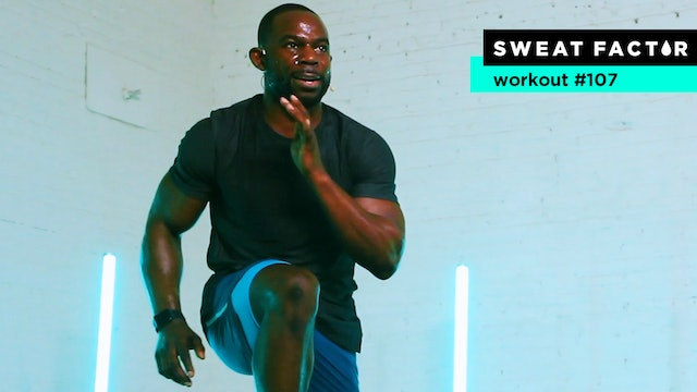 30-Minute Bodyweight HIIT Burnout