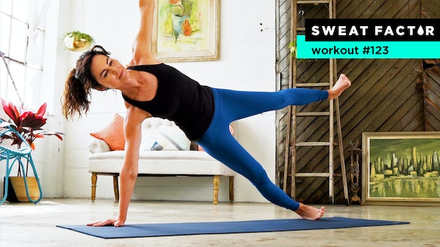 45-Minute Athletic Yoga Flow